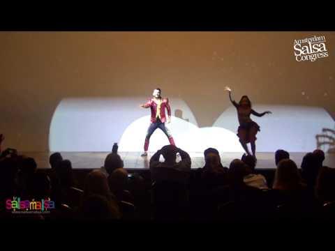 Marco Ferrigno & Karel Flores Dance Performance | AISC 2016