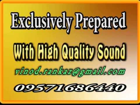 Chimb Pavsan Ran Zale   Karaoke   Marathi