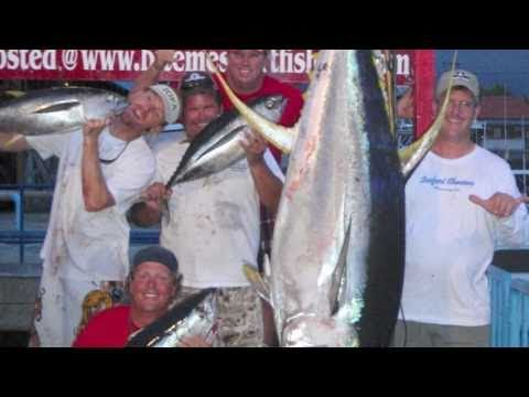 Yellowfin Tuna Fishing in Kona, Hawaii