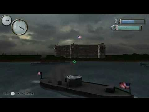 Ironclads: Naval Warfare Prototype