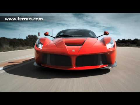 LaFerrari - official launch video / video ufficiale