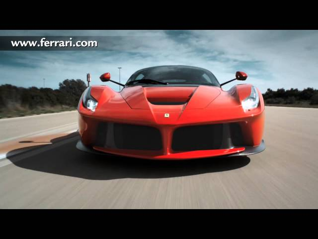 LaFerrari - Official video - YouTube