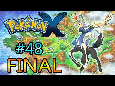 Let's Play : Pokémon X - Parte 48 [FINAL]