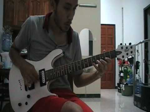 canarios-gaspar sanz (with electric guitar cort kx5)