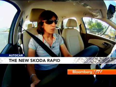 Autocar Show: Skoda Rapid review and test drive