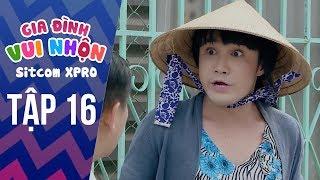Sitcom Hài Tết 2018 Gia Đình Vui Nhộn - Tập 16 Con Lượm (Huỳnh Lập, Hữu Tín, Minh Nhí)