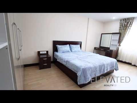 Luxury 2 Bedroom Serviced Apartment Rental BKK1 Phnom Penh