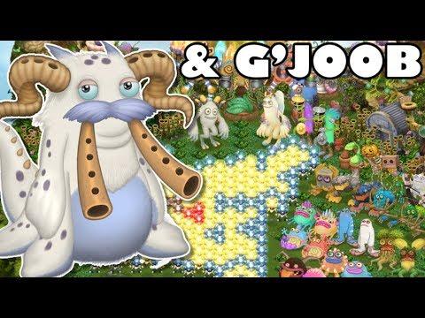 My Singing Monsters - Plant Island (& G'Joob) (2.1.0) (Concept)