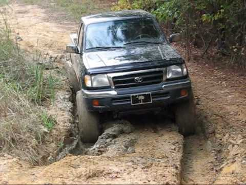 Mud Riding in Blythewood SC Video