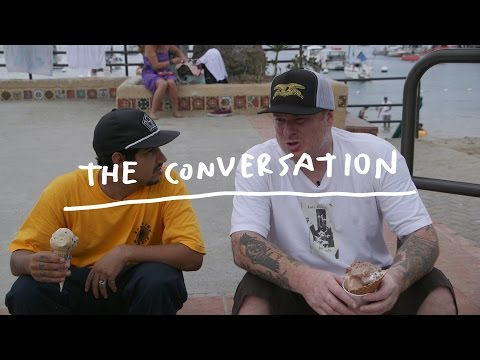The Conversation / Robbie Russo & Jeff Grosso