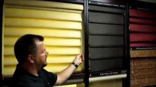 Roman Shades Window Coverings Explained 3 Blind Mice Window Coverings - San Diego