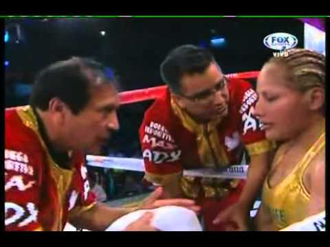 "Mariana ""Barbie"" JUAREZ vs Tenkai TSUNAMI - Full Fight - Pelea"