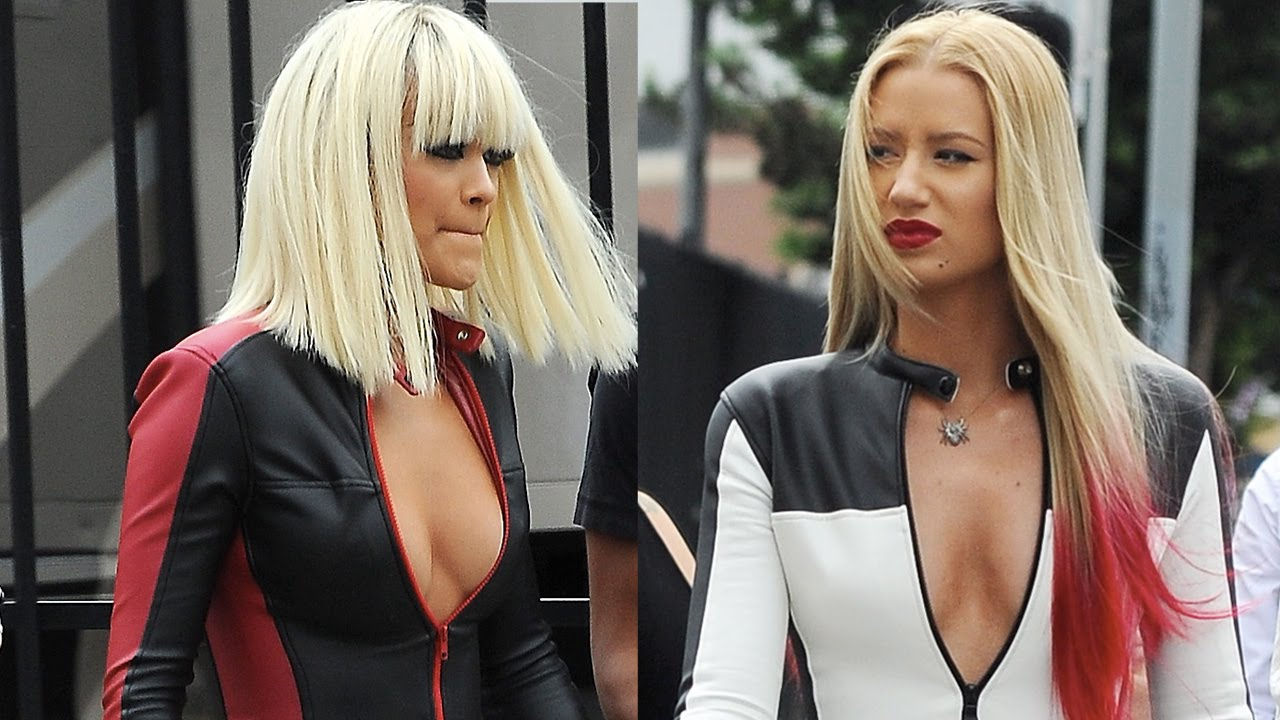 Iggy Azalea Teases Black Widow Music Video Ft Rita Ora