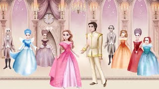 Cinderella Story for Kids - Fairy Tales Full Episode 18 - Children's Books, Stories and Games
