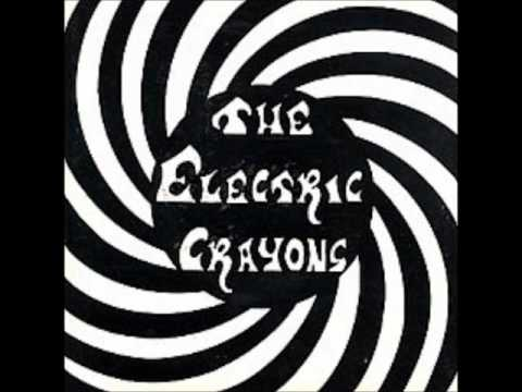 Electric Crayons - Happy To Be Hated [Tim Burgess]