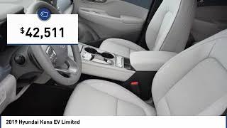 2019 Hyundai Kona EV Limited New 19H0473
