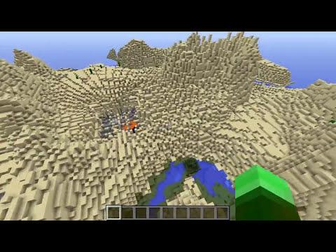 Minecraft Trucos: METEORITO SIN MODS (Explosión Gigante) Versión Mejorada!