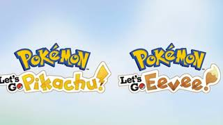 Pokémon Let's go Pikachu & Eevee- Trainer Battle Theme (Fanmade)