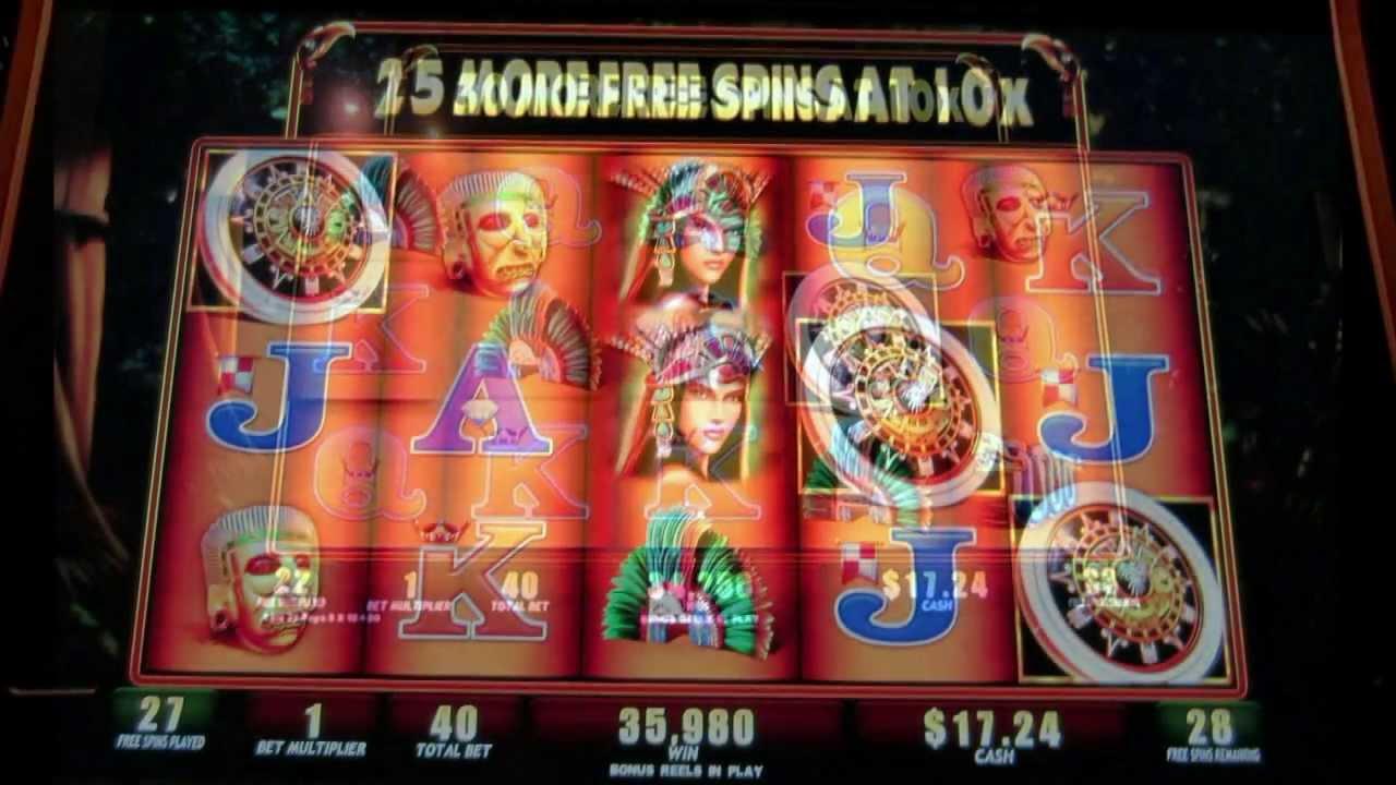 montezuma casino slot machine