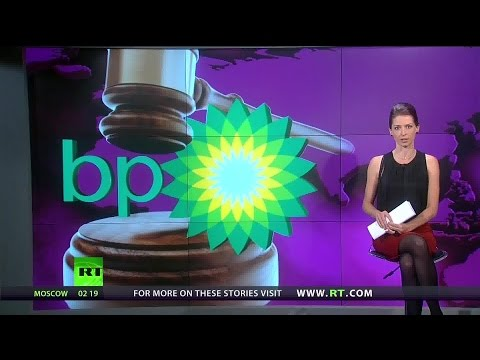 What?! Another Massive Bp Oil Spill Cover-up? | Interview With Greg Palast video