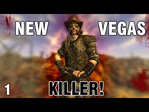 Fallout New Vegas Mods: New Vegas Killer - 1