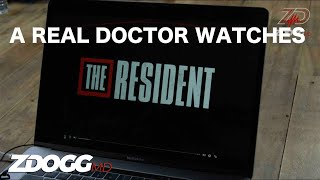 A Real Doctor Watches