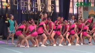Mini Axel Cheer Team  Cheer Coed Junior Młodszy  XX MP Cheerleaders 2017