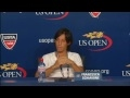 2010 US Open Press Conferences: Francesca Schiavone (Third Round)