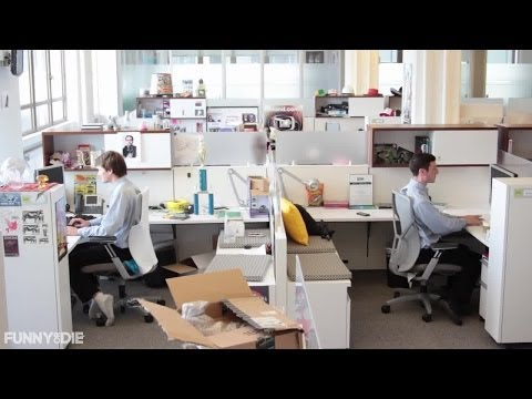 Dad's the Same Age: The Cubicle