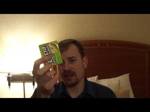 Hotel Reviews - 01 - Snickers and Key Lime Pie