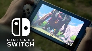 Nintendo Switch - Reveal Trailer