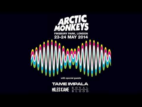 Arctic Monkeys - Finsbury Park 2014 (Full Audio)