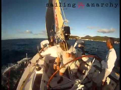 On-The-Water Anarchy Offshore Report - 2012 Caribbean 600, Day 2