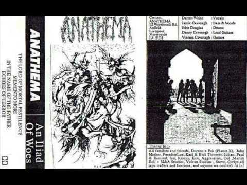 Anathema - The Lord Of Mortal Pestilence