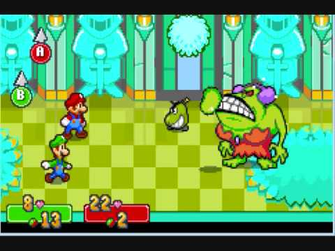Let's Play Mario and Luigi Superstar Saga Part 14: Bring on the Bean!