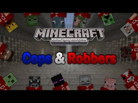 [Minecraft: Xbox 360] Mini-Game World Update: Cops & Robbers