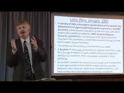Адвентизм в отступлении - Bill Hughes