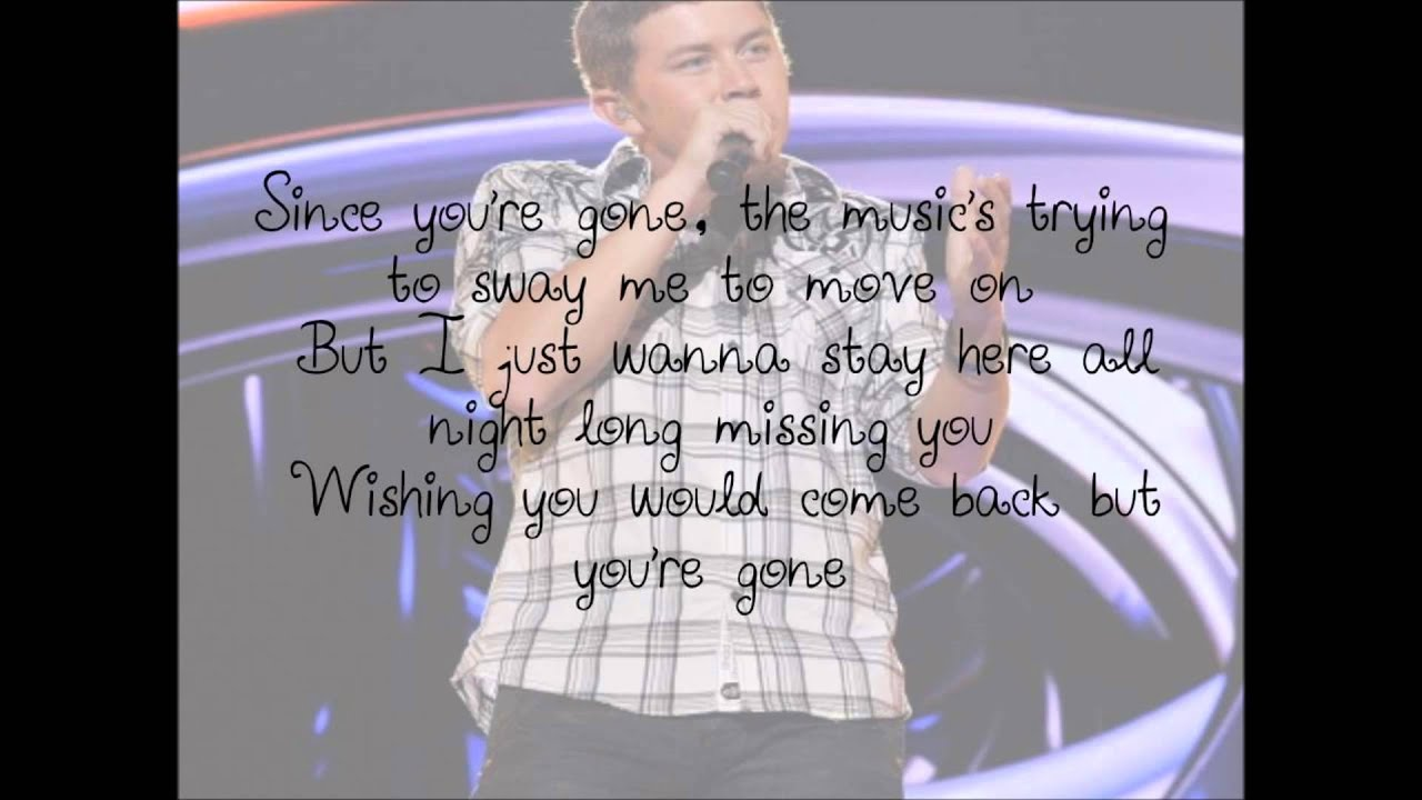 Scotty McCreery Song Lyrics | MetroLyrics