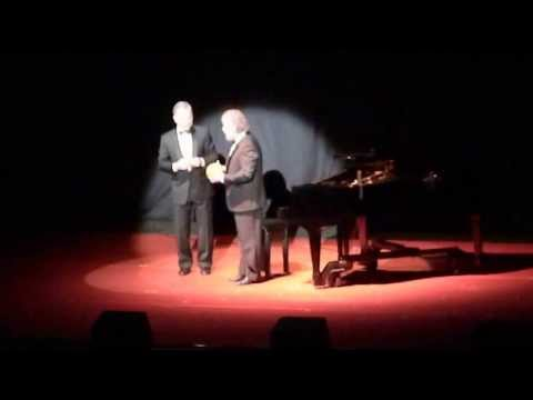 Les Luthiers ¡Chist! - Chile 2013 (extracto)