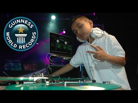 SPOTLIGHT - Youngest club DJ