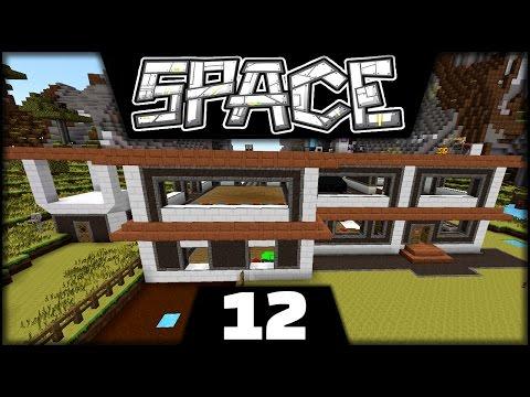 AB JETZT SCHNELLER !!! | Minecraft Space Astronomy #12