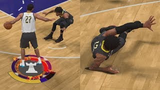 NBA 2K20 My Career EP 5 - Shoe Deal! 1st Ankle Breaker!