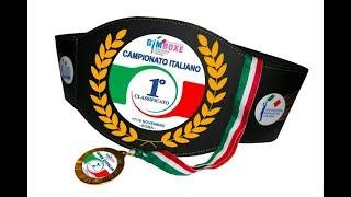 FINALI Campionati Italiani Gym Boxe 2018
