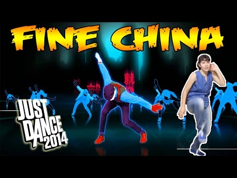 Just Dance 2014 - fine China (versión Extrema) Why So Sara video