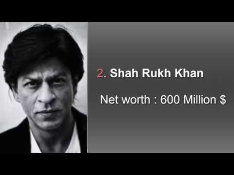 Top 10 Richest actors in the world 2015 (Official)