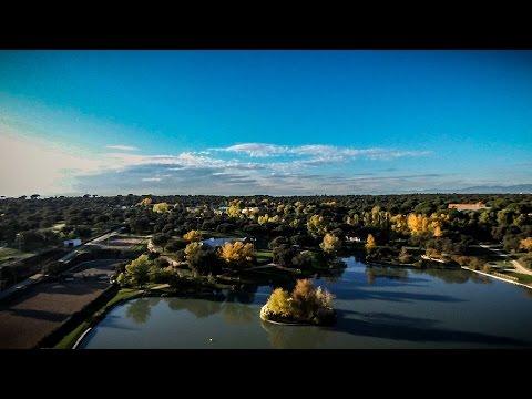 Boadilla del Monte Drone View