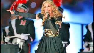 Madonna Super Bowl 2012 Full Song At Live