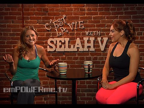 Step by Step's Christine Lakin on C'est La Vie with Selah V