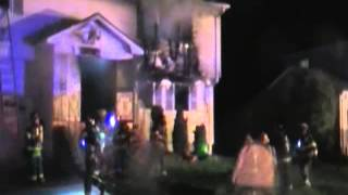 House Fire Destrooys Home In Lawrence Twp. title=