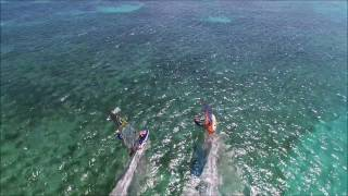 This is Windsurfing.